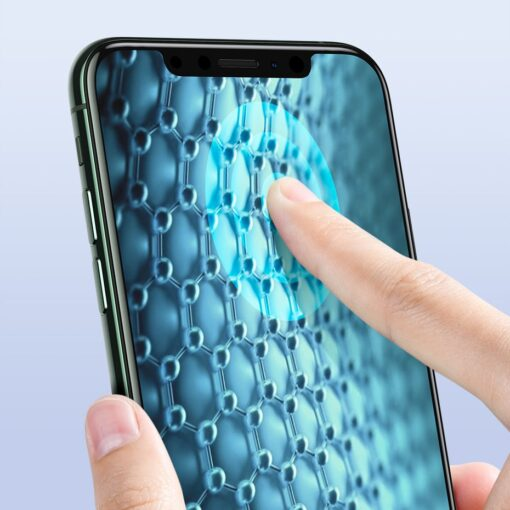 iPhone 11 Pro Max 3D 0.25mm privaatsisufiltriga kaitseklaas 12