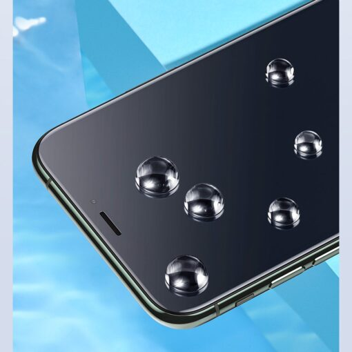 iPhone 11 Pro Max 3D 0.25mm privaatsisufiltriga kaitseklaas 13