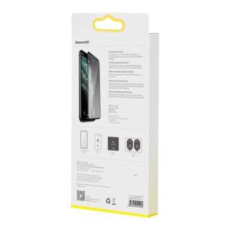 iPhone 11 Pro Max 3D 0.25mm privaatsisufiltriga kaitseklaas 19