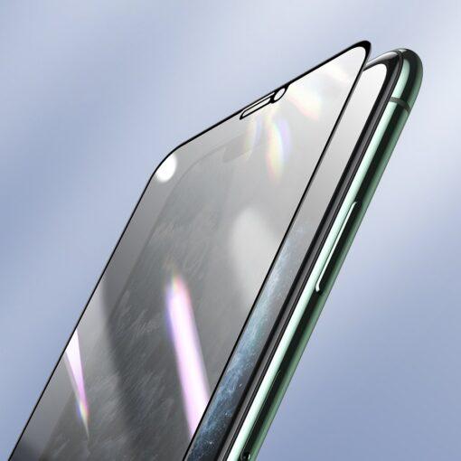 iPhone 11 Pro Max 3D 0.25mm privaatsisufiltriga kaitseklaas 7
