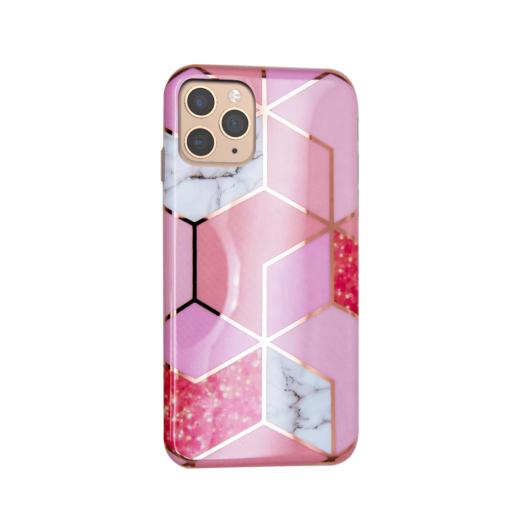 iPhone 11 Pro kaaned silikoonist Cosmo Marble 1