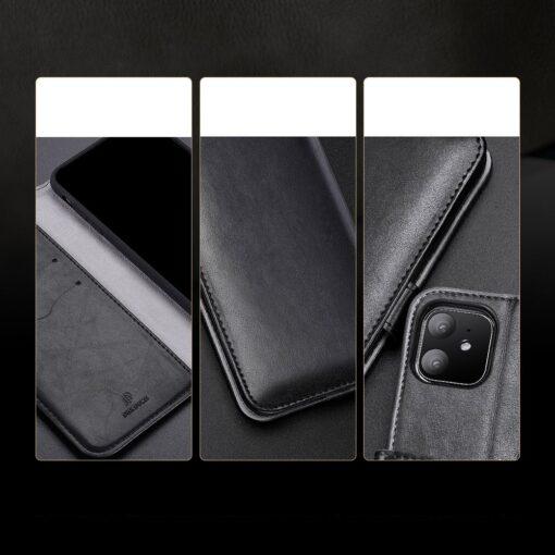iPhone 11 kaaned Dux Ducis Kado roosa 12