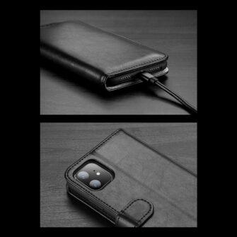 iPhone 11 kaaned Dux Ducis Kado roosa 13