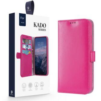 iPhone 11 kaaned Dux Ducis Kado roosa 19