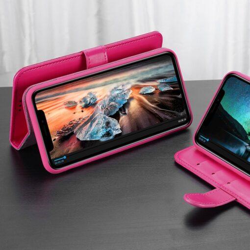 iPhone 11 kaaned Dux Ducis Kado roosa 5