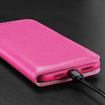 iPhone 11 kaaned Dux Ducis Kado roosa 6