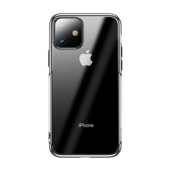 iPhone 11 laikivate servadega silikoonist umbris Baseus Shining hobe 1