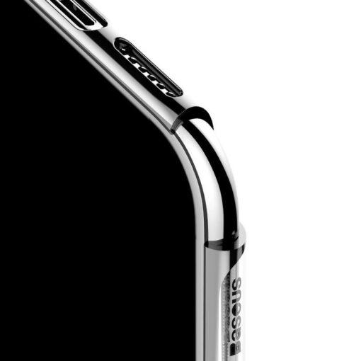 iPhone 11 laikivate servadega silikoonist umbris Baseus Shining hobe 4