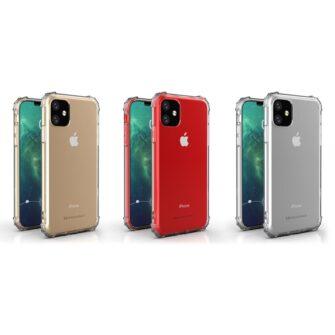 iPhone 11 tugevdatud nurkade Anti Shock umbris labipaistev 10
