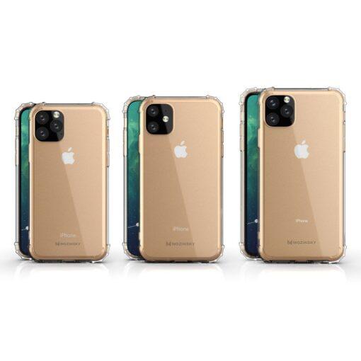 iPhone 11 tugevdatud nurkade Anti Shock umbris labipaistev 12