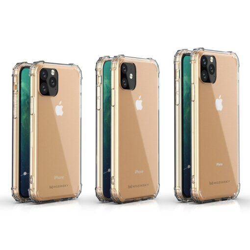iPhone 11 tugevdatud nurkade Anti Shock umbris labipaistev 13