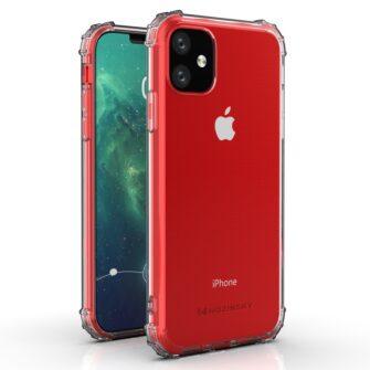 iPhone 11 tugevdatud nurkade Anti Shock umbris labipaistev 2