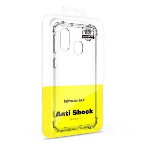iPhone 11 tugevdatud nurkade Anti Shock umbris labipaistev 4