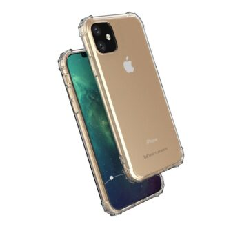 iPhone 11 tugevdatud nurkade Anti Shock umbris labipaistev 6