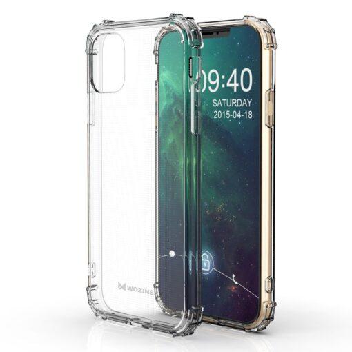 iPhone 11 tugevdatud nurkade Anti Shock umbris labipaistev 9