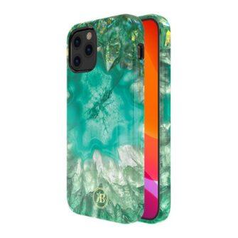 iPhone 12 12 Pro Kingxbar Agater umbris roheline 1