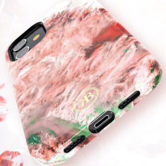 iPhone 12 12 Pro Kingxbar Agater umbris roheline 6