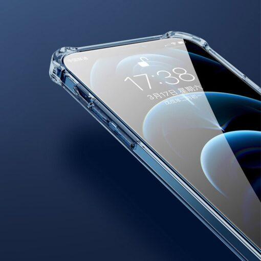 iPhone 12 12 Pro silikoonist MagSafe tugevdatud nurkadega kaaned labipaistev 17