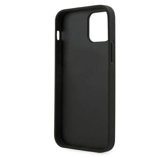 iPhone 12 12 Pro umbris silikoonist Guess GUHCP12MPU4GHBR 2