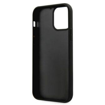 iPhone 12 12 Pro umbris silikoonist Karl Lagerfeld KLHCP12MCH3DBK 6
