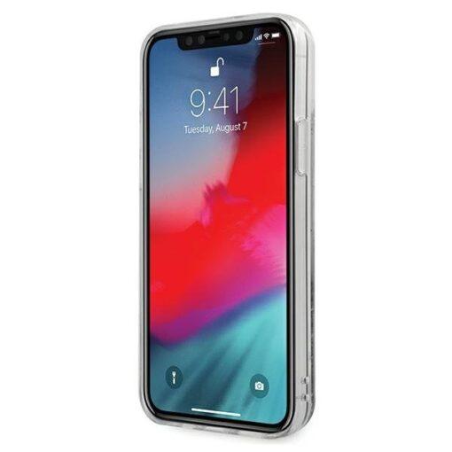 iPhone 12 12 Pro umbris silikoonist Karl Lagerfeld KLHCP12MKLMLGR 2