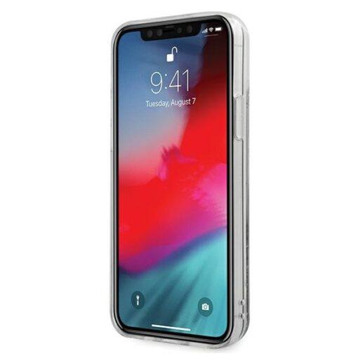 iPhone 12 12 Pro umbris silikoonist Karl Lagerfeld KLHCP12MPABGNU 2