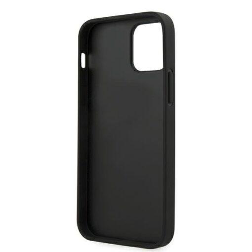 iPhone 12 12 Pro umbris silikoonist Karl Lagerfeld KLHCP12MPCUIKBK 7