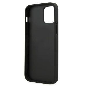 iPhone 12 12 Pro umbris silikoonist Karl Lagerfeld KLHCP12MSAKICKCBK 2