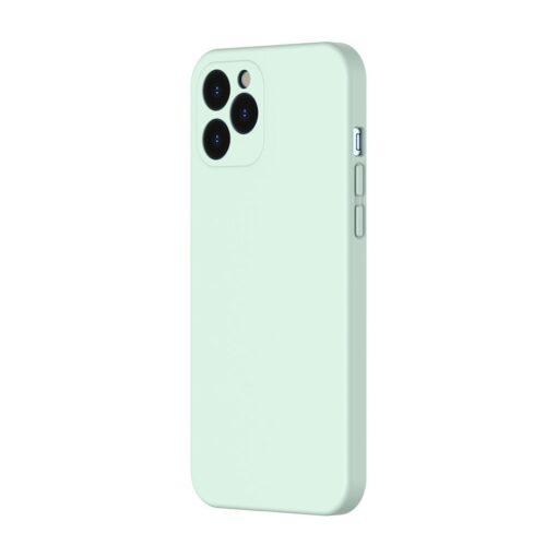 iPhone 12 Pro Max Baseus Liquid Silica case umbris silikoonist mundiroheline WIAPIPH67N YT6B 1