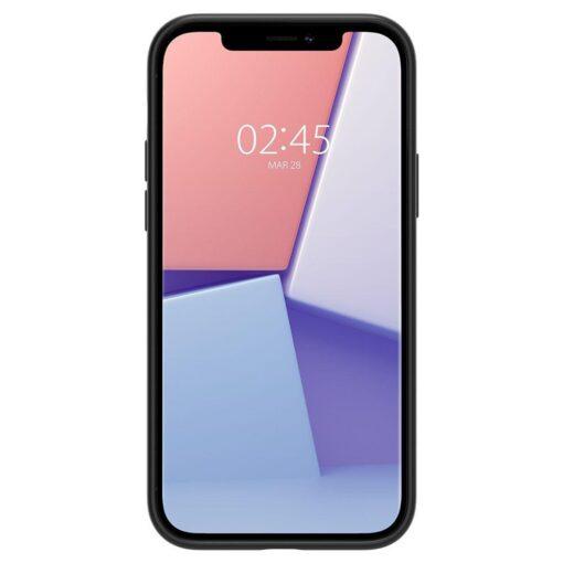 iPhone 12 Pro Max Spigen Cyrill ümbris silikoonist must 2