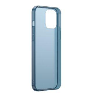 iPhone 12 Pro Max plastikust frosted umbris Baseus Frosted Glass Case sinine 1