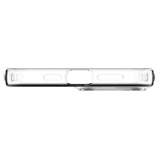 iPhone 12 Pro Max silikoonist kaaned Spigen Liquid Crystal Clear 3