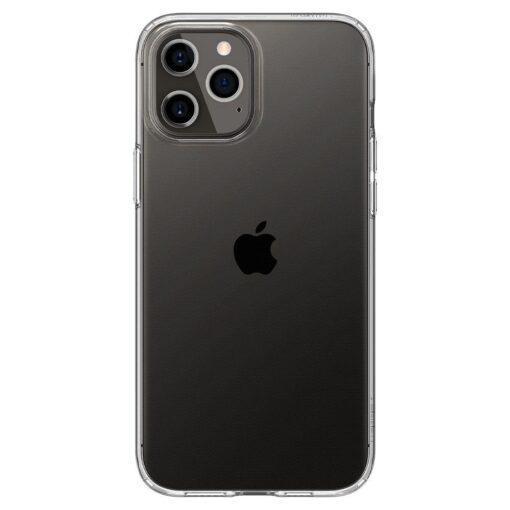 iPhone 12 Pro Max silikoonist kaaned Spigen Liquid Crystal Clear