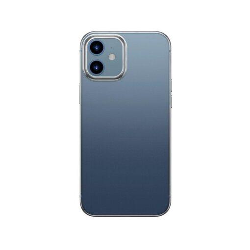 iPhone 12 Pro Max silikoonist umbris laikivate servadega Baseus Shining Case silikoonist hobe 1