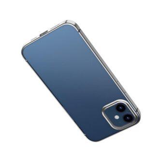 iPhone 12 Pro Max silikoonist umbris laikivate servadega Baseus Shining Case silikoonist hobe 2