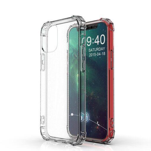 iPhone 12 mini ümbris tugevdatud nurkadega silikoonist 1