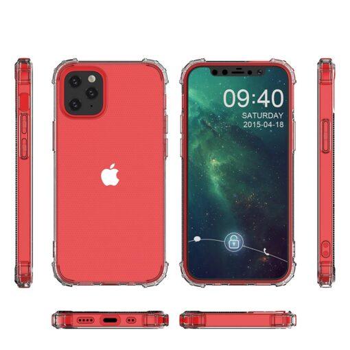iPhone 12 mini ümbris tugevdatud nurkadega silikoonist 3