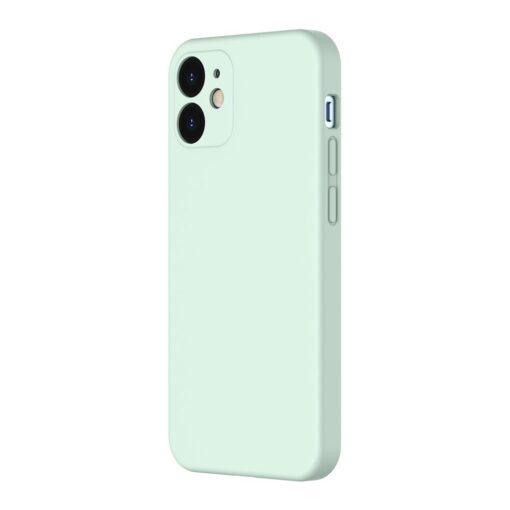 iPhone 12 mini Baseus Liquid Silica case umbris silikoonist mundiroheline WIAPIPH54N YT6B 1