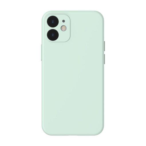 iPhone 12 mini Baseus Liquid Silica case umbris silikoonist mundiroheline WIAPIPH54N YT6B