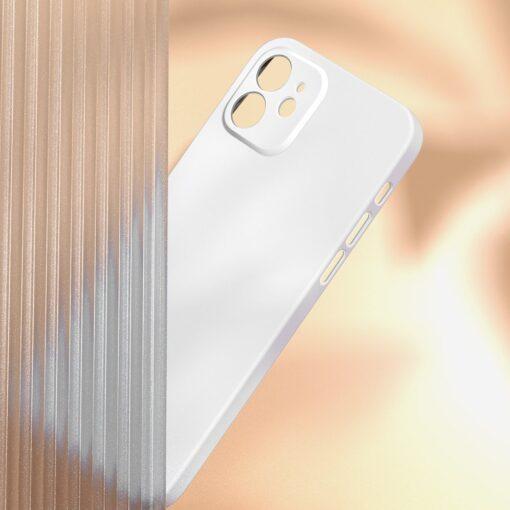 iPhone 12 mini Baseus Liquid Silica case umbris silikoonist punane WIAPIPH54N YT09 2