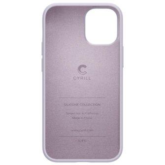 iPhone 12 mini Spigen Cyrill ümbris silikoonist lavendel 2