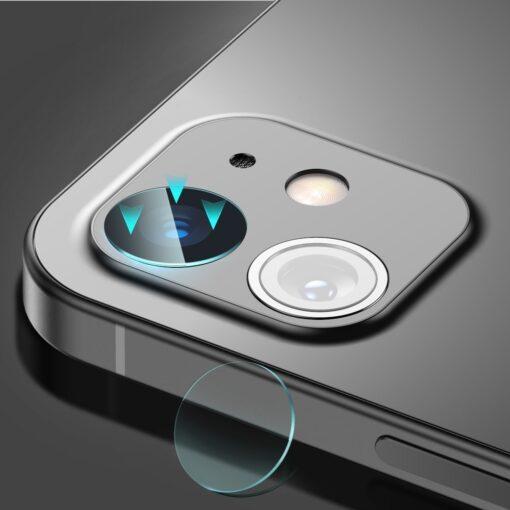 iPhone 12 mini kaamera kaitseklaas 6