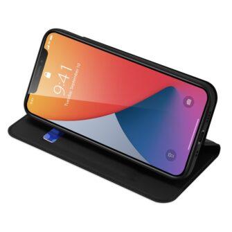 iPhone 12 mini kaaned Dux Ducis Skin Pro Bookcase must 5