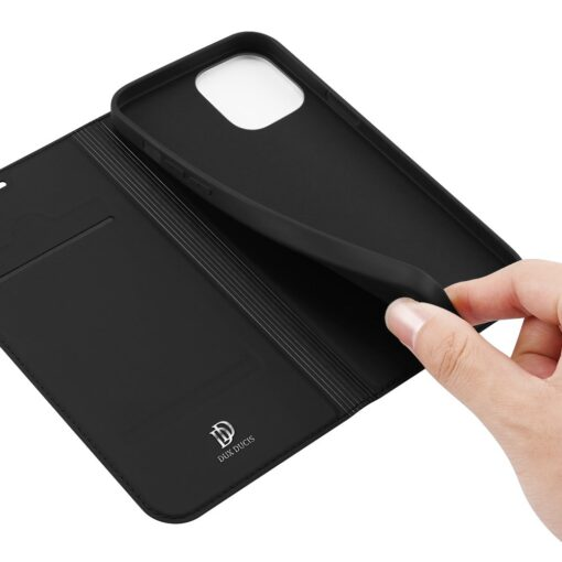 iPhone 12 mini kaaned Dux Ducis Skin Pro Bookcase must 9