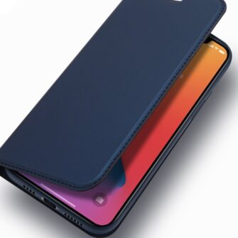 iPhone 12 mini kaaned Dux Ducis Skin Pro Bookcase roosa 16
