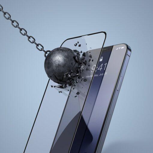iPhone 12 mini kaitseklaas sinise valguse kaitsega taisekraan 0.23mm 2tk 2
