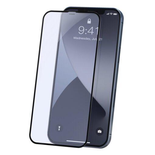 iPhone 12 mini kaitseklaas sinise valguse kaitsega taisekraan 0.23mm 2tk