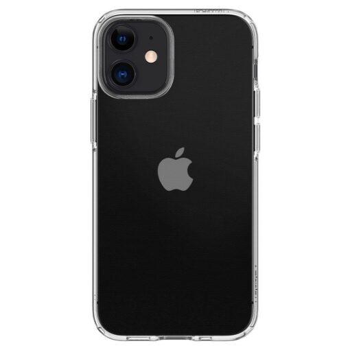 iPhone 12 mini silikoonist kaaned Spigen Liquid Crystal Clear