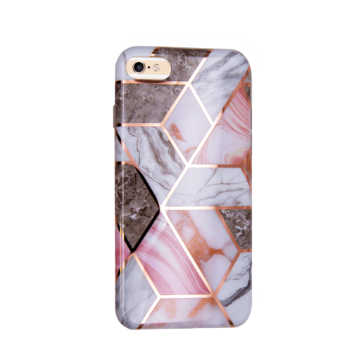 iPhone 6s kaaned silikoonist Cosmo Marble 4