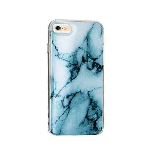 iPhone 6s kaaned silikoonist Vennus Marble 2